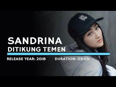 Sandrina - Ditikung Teman (New video)