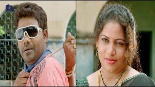 Venu Tillu Comedy Romance With Aunty - Billa Ranga Telugu Movie Scenes - Rahul Venkat, Komal Jha,