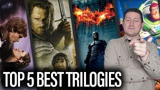 The 5 Best Trilogies Of All Time