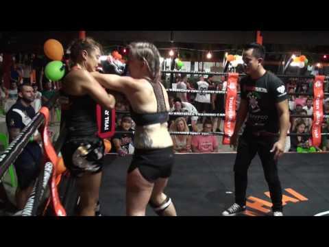 BBQ Beatdown 97 Khaoula Tunisia vs Karen Australia