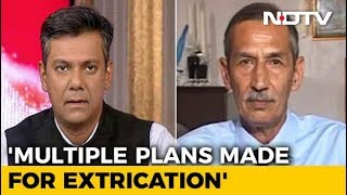 Planned Tough Rescue If Plan Went Awry: Ex-Commander On Surgical Strike