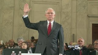 Jeff Sessions Confirmation Hearing For Attorney General