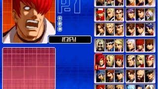 Como descargar KOF 2002 con personajes ocultos (JUEGO COMPLETO)