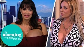 We're Never Going to Stop Making Our Boobs Bigger | This Morning