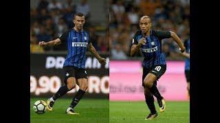 Ivan Perišić And João Mário vs Fiorentina(20/08/2017)17-18 HD 720p by轩旗