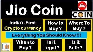 How to buy JIO COIN | Jio Coin launch date | Jio Coin Price | Jio Coin |Jio coin legal | QuriousBox