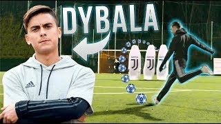 PAULO DYBALA   FREE KICK BATTLE!