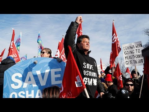 Unifor GM workers say Ottawa should be doing more to save their jobs