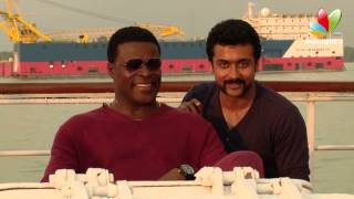 Danny - Working With Suriya Is Great Pleasure | Singam 2 | Latest Tamil Movies