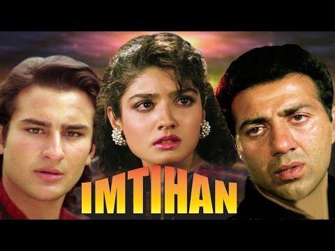 Xxx Mp4 Imtihan Full Movie Sunny Deol Hindi Action Movie Saif Ali Khan Raveena Tandon Bollywood Movie 3gp Sex