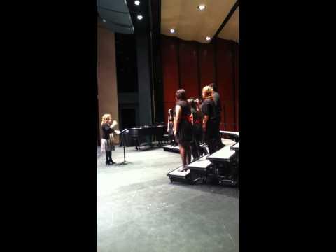 William Tell Overture Acapella [Modesto High School Chamber '12].MOV
