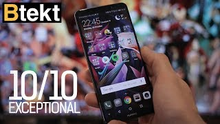 Huawei Mate 10 Pro review - 10/10 (95% to be precise)