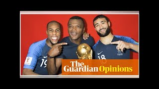 Harmony, humility and respect: this World Cup was Deschamps' triumph   Marcel Desailly