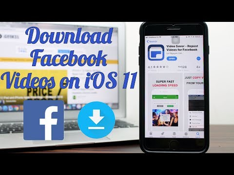 Xxx Mp4 How To Download Facebook Video On Your IPhone And IPad 3gp Sex