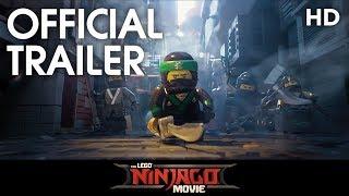 THE LEGO® NINJAGO® MOVIE Official Trailer 2#   2017 [HD]