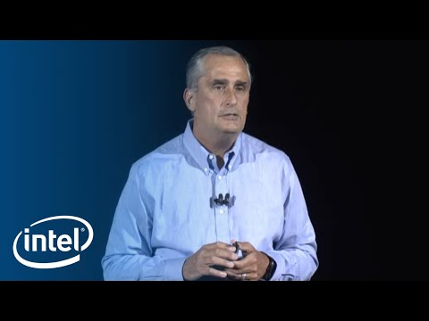 Xxx Mp4 CES 2018 Keynote By Intel's CEO Brian Krzanich 3gp Sex