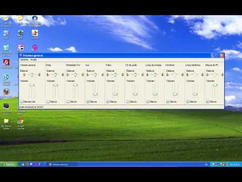 Como Configurar FACILMENTE el Audio en Windows XP