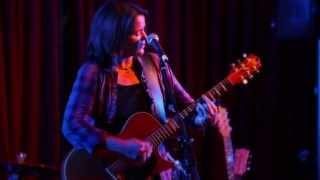 Hallelujah performed live by Marie Wilson