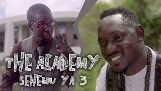 The Academy - Sehemu ya 3