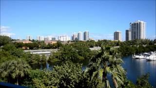 Mystic Pointe Aventura FL, Corner unit 512. Water views from every window!