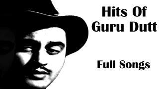Best Of Guru Dutt | Audio Jukebox (HQ) | Guru Dutt Hit Songs