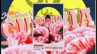 KATHERIN SALAZAR - CAMINO A LA CORONA INTERCOLEGIAL DE LA CUMBIA 2014