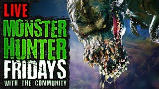 Hunting Down Deviljho In Monster Hunter: World