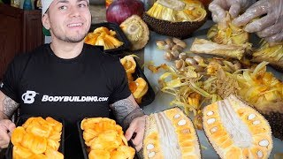Howto Cut Juckfruit + Weight-Loss Talk Feat. Alexisjayda - Rudeenumber1