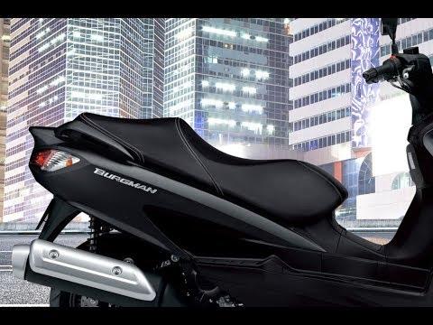 New Suzuki Burgman 200 ABS 2018 Motorcycles