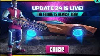 Gangstar Vegas - UPDATE 24 IS LIVE (New ARC, Hierarch, Techno Monk Cloth)