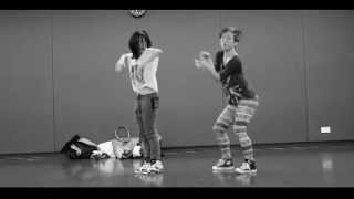 CarolChen & LumLum(Dancehall/Reggae)Choreography. SEXION D'ASSAUT - AFRICAIN