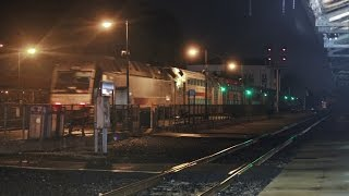 [HD] Norfolk Southern, CSX & New Jersey Transit At Bound Brook