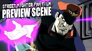 Street Fighter: Fan anime preview (Oct_2017)