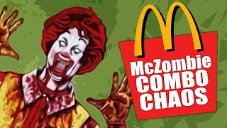 McZOMBIE COMBO CHAOS ★ Call of Duty Zombies Mod (Zombie Games)