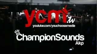 Champion Sounds - Dhol Entrance for Killa B // ycm.tv
