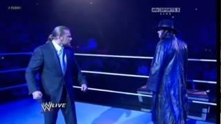 The Undertaker Returns to Wwe 2012