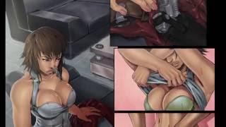 Tits Comic series -