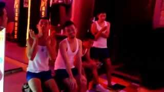 Bangkok Gay Street Bar Nightlife Patpong 2015
