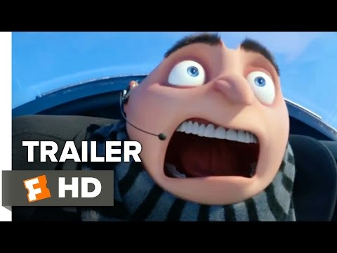 Despicable Me 3 Trailer 1 2017 Movieclips Trailers