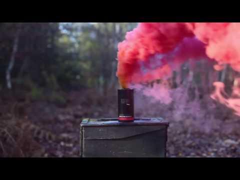 eg18 smoke grenade sold at Manchester Fireworks