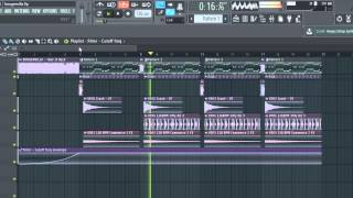 Bougenvilla - Take it Back (FL Studio Remake + FLP & Presets)