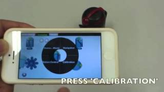 How to use BERO (Be The Robot) with an iOS device?