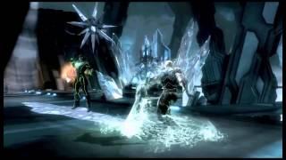 Injustice: Gods Among Us - Injustice Battle Arena - Aquaman vs. Green Lantern