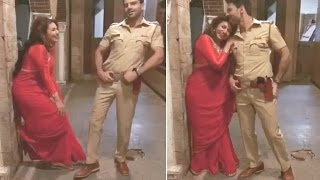 Divyanka Tripathi And Vivek Dahiya Funny Instagram Video