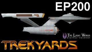 Trekyards EP200 - Phase 2 Enterprise (The Light Works)