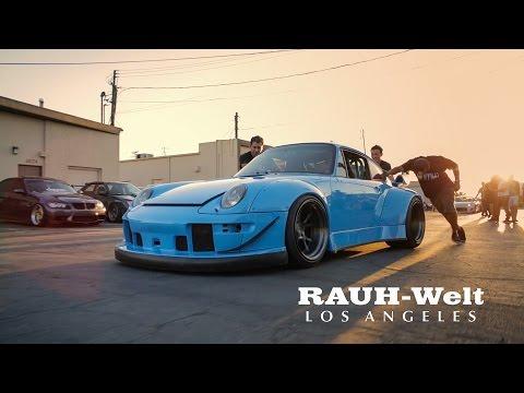 RWB Los Angeles 1 Build Porsche 993
