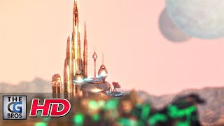 """CGI 3D Animated Short Intro: """"The Valley"""" - by Jose Martinez"""