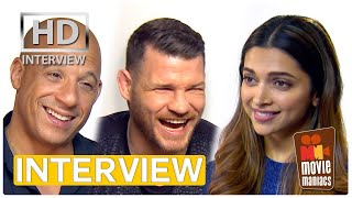 xXx 3 | Guns, girls & global domination - Deepika Padukone, Vin Diesel - interview