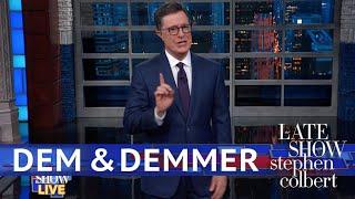 Stephen Colbert's LIVE Monologue Following Democratic Debate #2