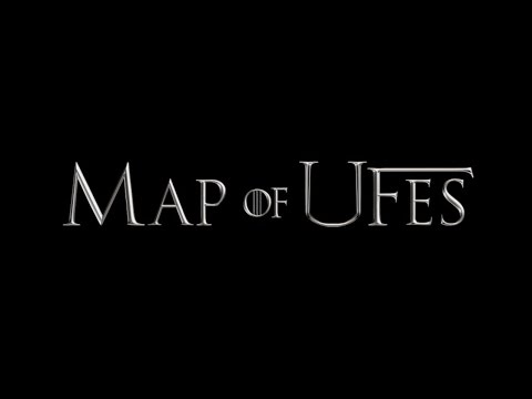 Map of Ufes (Game of Thrones Opening Parody)